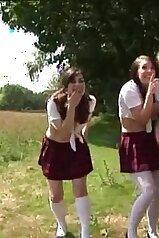 Your ultimate schoolgirl fantasy is here