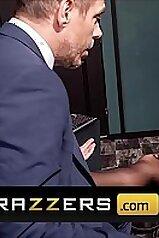 Khloe Kapri getting fucked by her well-endowed boss