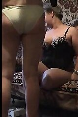 Very Russian orgy video with FFM fucking and more