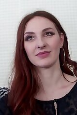 Redheaded vixen is now addicted to cuckolding