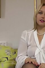 British babe gets brutalized in a casting video