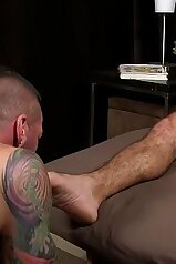 Taboo muscular dudes fucking around on cam