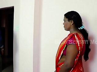 Mallu Aunty  With Husband Friend Romance   New Telugu Short Films