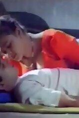 Mommy seducing that horny boy on cam