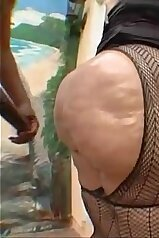 MILF with a massive ass was built for hard sex
