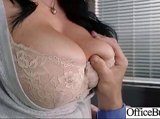 (jayden jaymes) Office Girl With Big Tits Bang In Hard Style Action vid-24