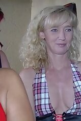 Awesome MILFs are showing off their bodies