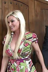 Faye Reagan and her new friend have good sex