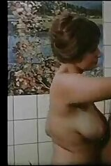 Classic vintage porn action with a big-boobed hottie