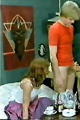 Classic vintage family taboo themes porn movie